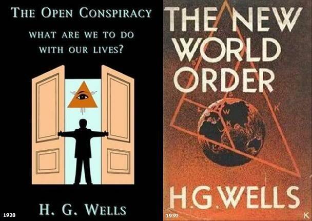 Новый мировой порядок Герберт Уэллс