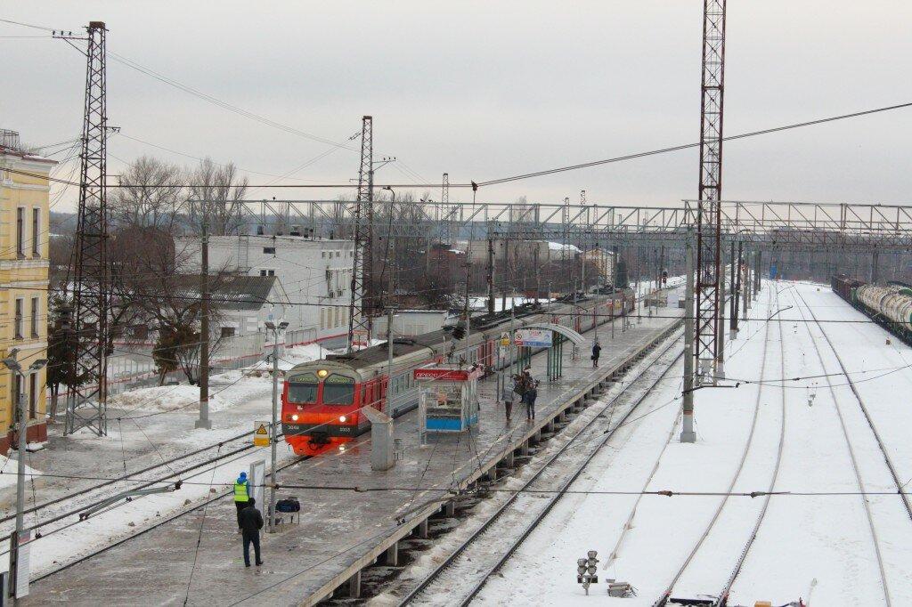 Серпухов - Конечная