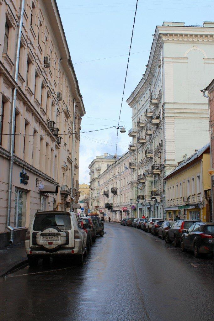 Знакомьтесь, Белгородский проезд