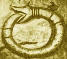 Змея ест свой хвост